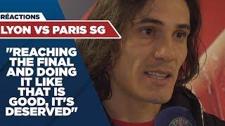 VIDEO: POST GAME INTERVIEWS : OLYMPIQUE LYONNAIS vs PARIS SAINT-GERMAIN