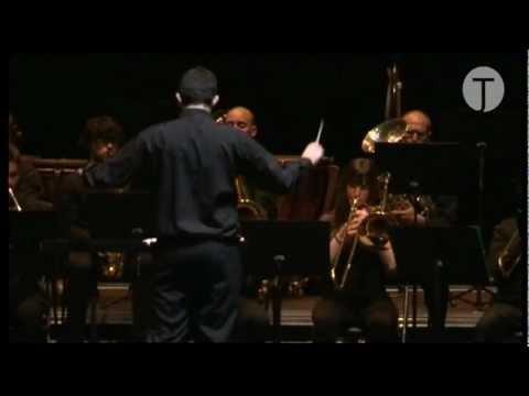 Big Band. Conservatorio Profesional de música de Gijón