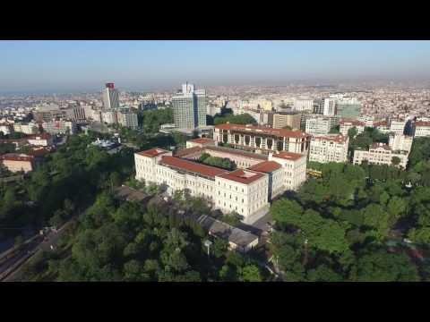 Istanbul - Besiktas Havadan Cekim (HD)