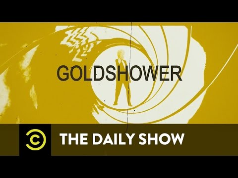 Goldshower: The Daily Show