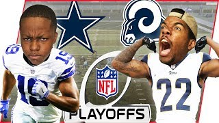 Who's Better? Amari Cooper vs Marcus Peters! - Special Playoff Edition User Skills Challenge