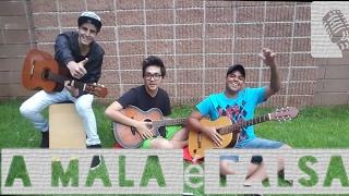A Mala é Falsa - Felipe Araújo ft Henrique e Juliano (Cover Tiago & Enzo)