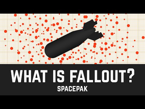 What is Nuclear Fallout? (Fallout Science)