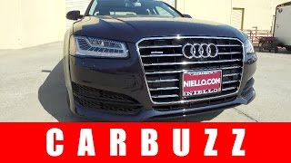2017 Audi A8 UNBOXING Review - Why The BMW 7 Series Has It Beat