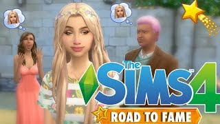 The Sims 4: ROAD TO FAME | OVERVIEW (Early Access MOD Review)