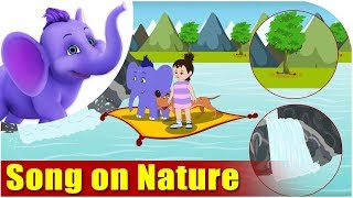 Song on Nature - Five Gifts of Nature in Ultra HD (4K)