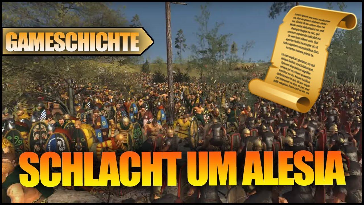 Schlacht Um Alesia