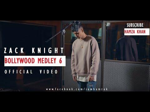 Zack Knight - Bollywood Medley 6 | Lyrics With English Translation