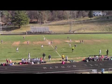 Carroll County Girls vs Galax 1st half