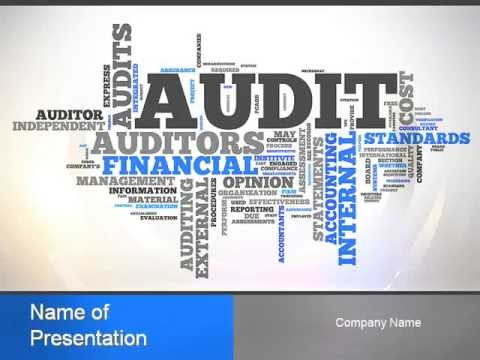Audit Word Cloud PowerPoint Template - YouTube - audit template word