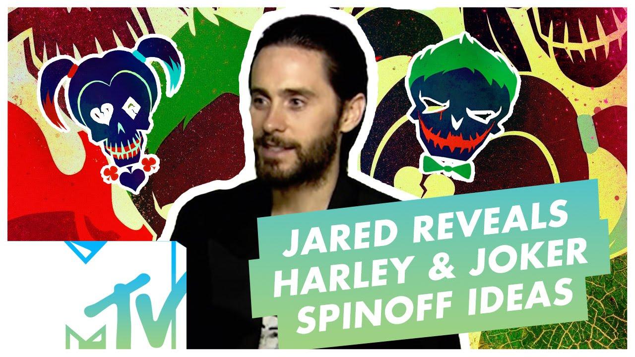Joker-Harley Quinn Movie in the Works With Jared Leto, Margot Robbie