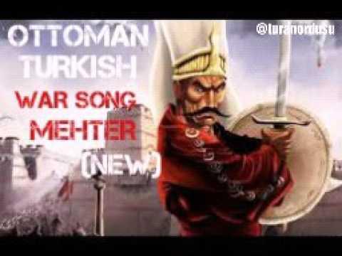 Ottoman Turkısh War Song Mehter- New !!