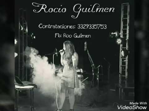 Rocío - Paisaje  (cover acústico)