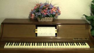 """Lady of Spain"" Player Piano"