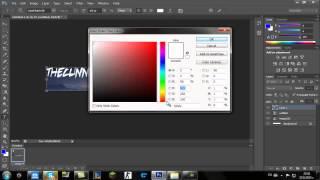 Photoshop Cs6 Урок Как да си направим банер