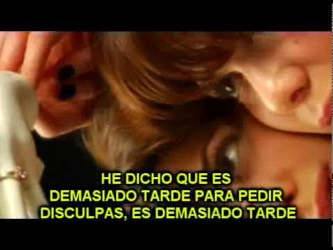 OneRepublic - apologize (subtitulado al español)