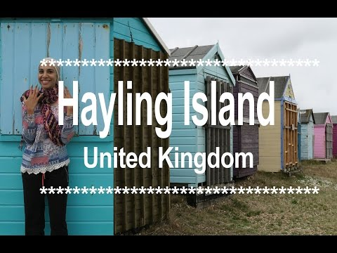 Country walk from London #1: Hayling Island
