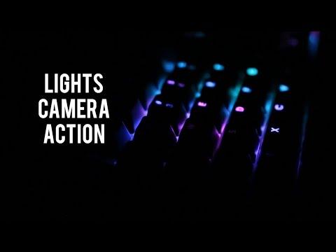 Corsair K70 RGB Lighting Effects