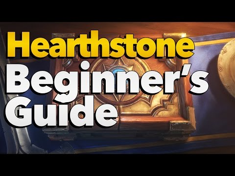 [Hearthstone] Master Hearthstone in 10 Minutes! The Ultimate Beginner's Guide
