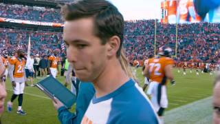 The Book of Mormon: Gabe Gibbs' anthem day with the Denver Broncos