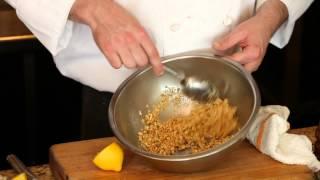 Recipe for Broiled Sea Scallops : Lobster, Salmon & Scallops