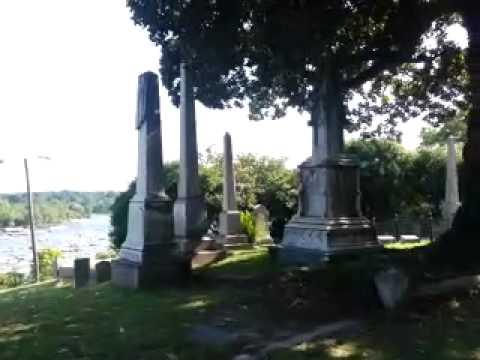 The Graves of President James Monroe and President John Tyler