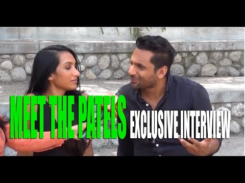 Meet the Patels Interview by Reshma Dordi on Showbiz India TV