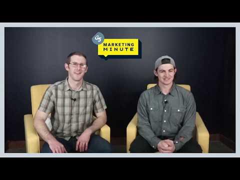 G5 Marketing Minute - SEO & Digital Advertising: Better Together