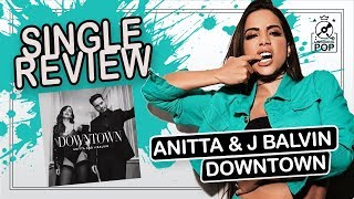 Baixar Single Review || Anitta and J Balving - Downtown || Reaction