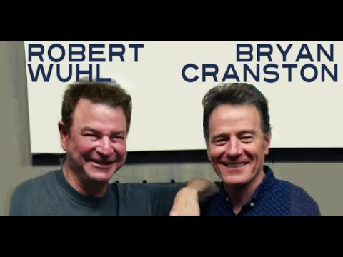 Robert Wuhl talks to Bryan Cranston