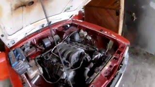 Заводим V8 на ЭБУ январь 5.1.