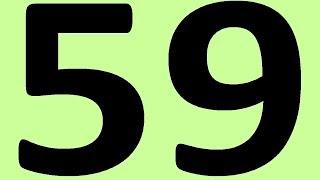 АНГЛИЙСКИЙ ЯЗЫК ДО АВТОМАТИЗМА ЧАСТЬ 2 УРОК 59 УРОКИ АНГЛИЙСКОГО ЯЗЫКА