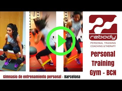 rebody - Personal Training Gym Barcelona since 2008