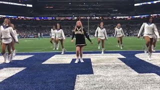 13-Year-Old Cheers With Indianapolis Colts 6 Months After Being Shot at School
