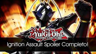 Ignition Assault - Spoiler Completo TCG!