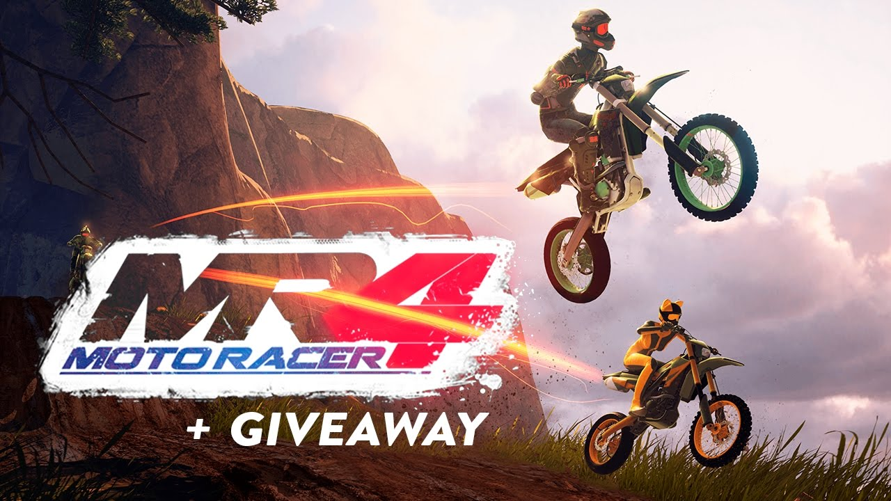 Moto Racer 4 - Gameplay/Review - Game Giveaways!