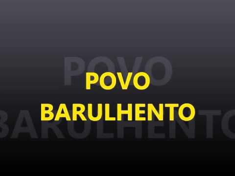 Playback Shirley Carvalhaes POVO BARULHENTO 2 Tons Abaixo Do Tom Original