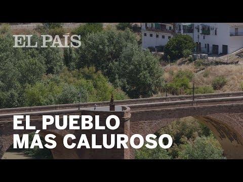 Montoro, el pueblo más caluroso de España