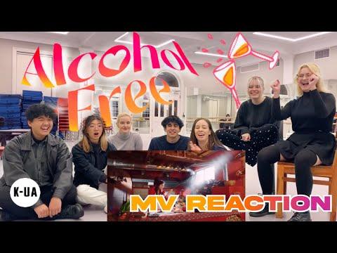 [KPOP MV REACTION] TWICE(트와이스) - 'ALCOHOL-FREE'  MV