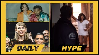 Usher Comes Back & Kanye Vs. Taylor Swift Beef Reignited! It's The Daily Hype