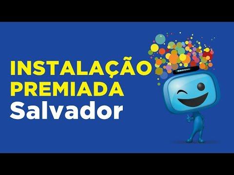 Instalação Premiada | Salvador