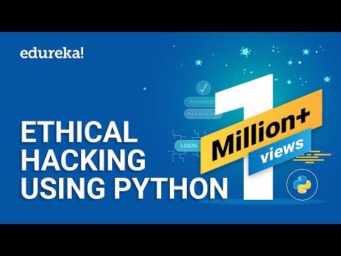 Ethical Hacking using Python   Password Cracker Using Python   Edureka