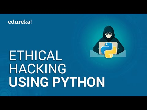 Ethical Hacking Using Python | Password Cracker Using Python | Edureka