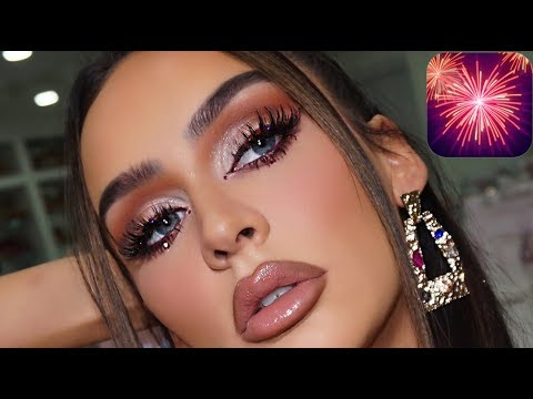 my-new-years-eve-makeup-2020!