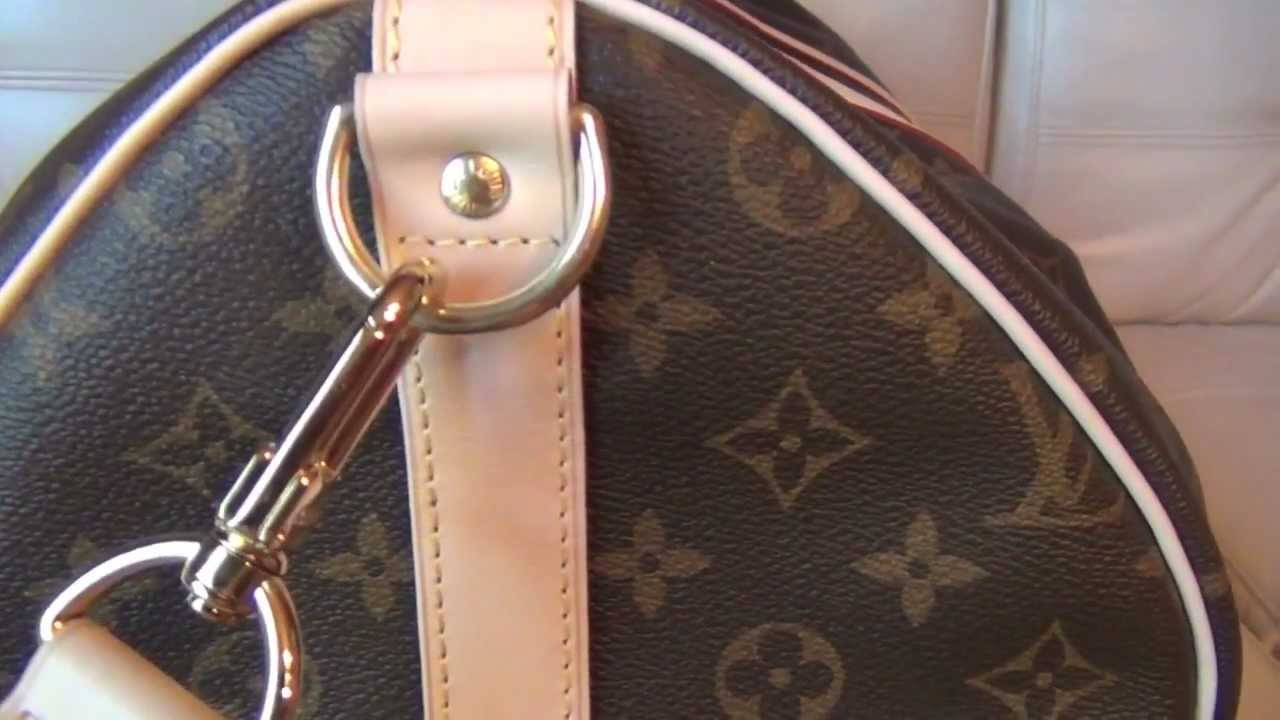 979567b5b4a86 Louis Vuitton Keepall 50 - YouTube