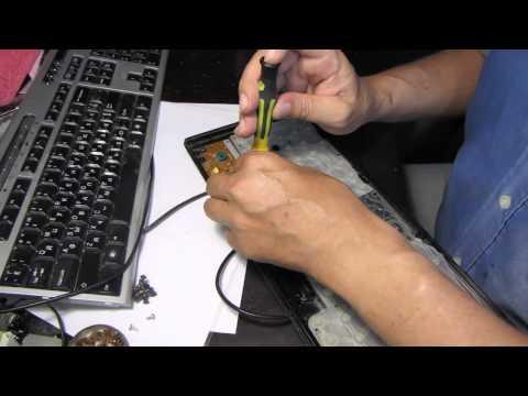 видео: Как почистить клавиатуру ПК