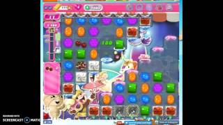 Candy Crush Level 1403 help w/audio tips, hints, tricks