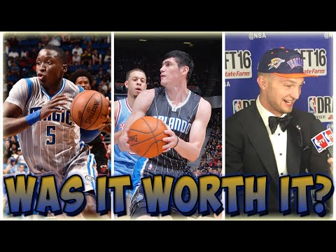 OKC AND MAGIC TRADE! WAS IT WORTH IT?