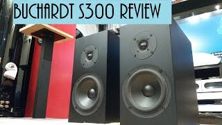 Stereo - Amazing audiophile speaker for a good price? Buchardt S300 MK2 review