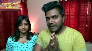 Server Sundaram Official Teaser Reaction by Neha & Ronnie| Tamil Trailer | Santhanam, Vaibhavi